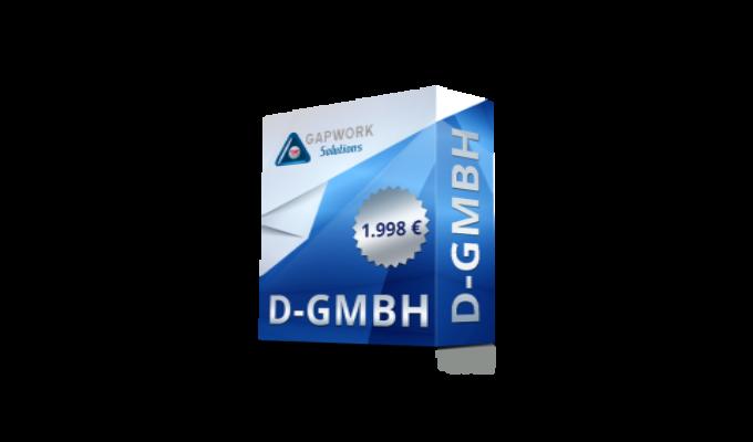 GMBH 1.998 € +19% PDV