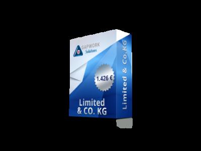 LTD. & CO.KG 1.426 € +19% PDV