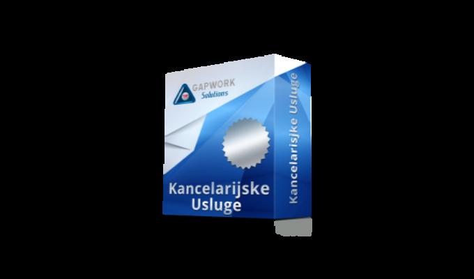 KANCELARISJKE USLUGE Od 249.00 € +19% PDV